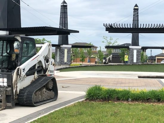 June 2019 Update – Bridgwater Lakes Fountain