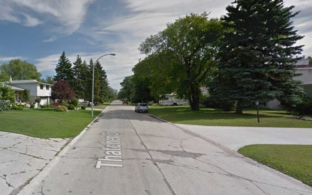 Thatcher Dr – Street Renewal/Rehabilitation