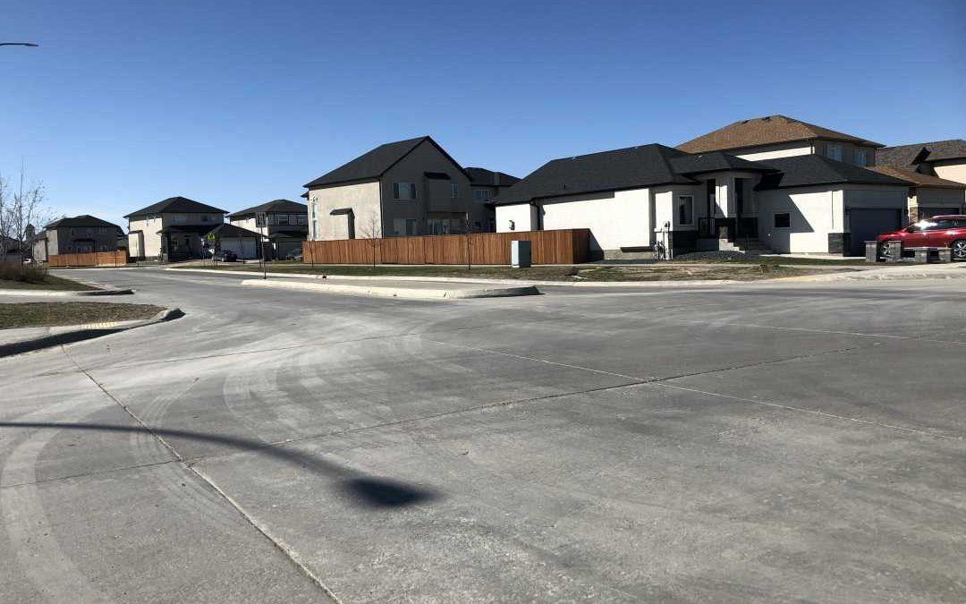 Tim Sale/Kirkbridge/Stan Bailie Intersection Improvements