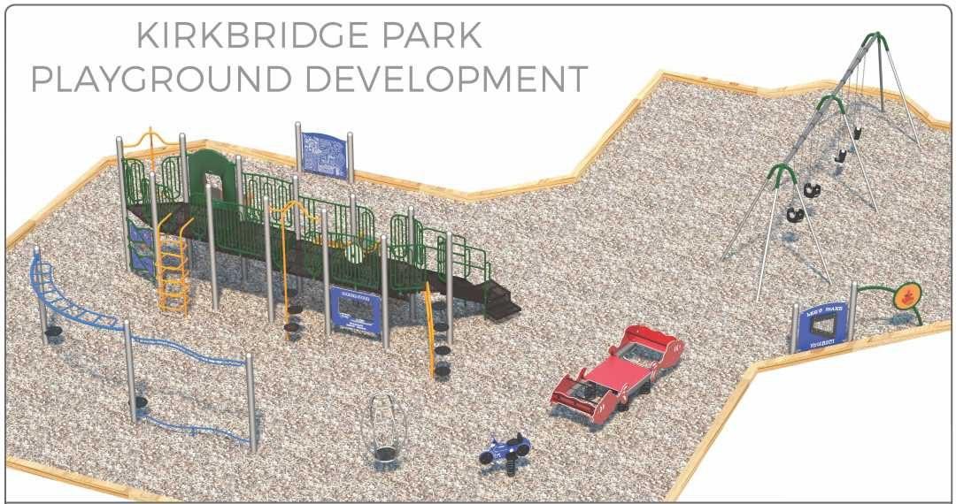 Kirkbridge Park Playstructure Upgrade