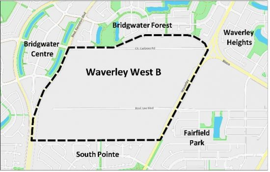 Waverley West 'B' Secondary Plan – Final Approvals