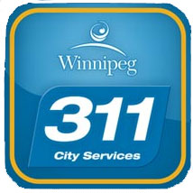 City of Winnipeg 311