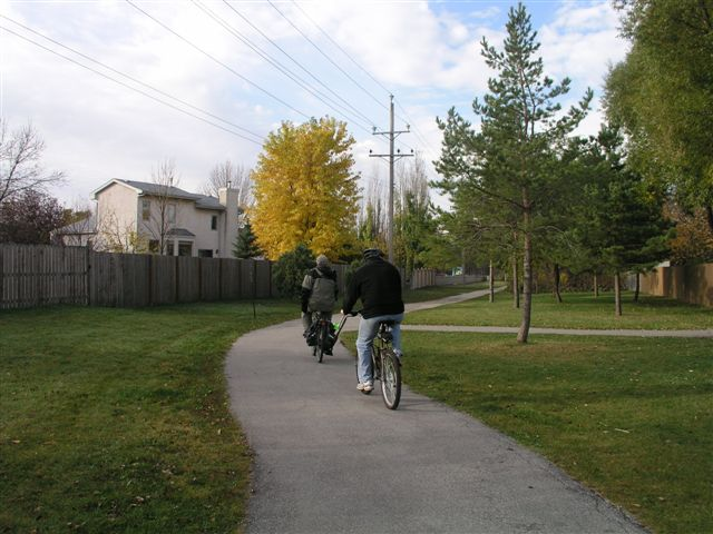Improving Active Transportation in South St. Vital