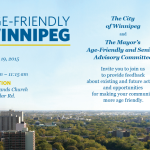 Age Friendly Event March 19, 2015