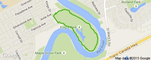 King's Park Winnipeg