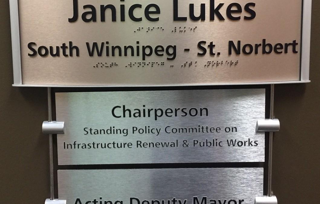 Internship Program – Councillor Janice Lukes