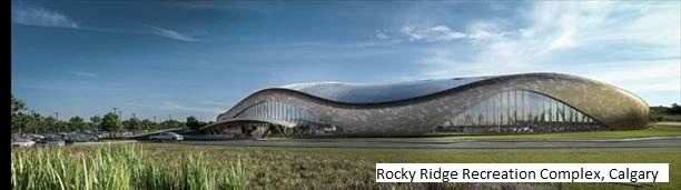 Rocky Ridge Recreation Facility Calgary
