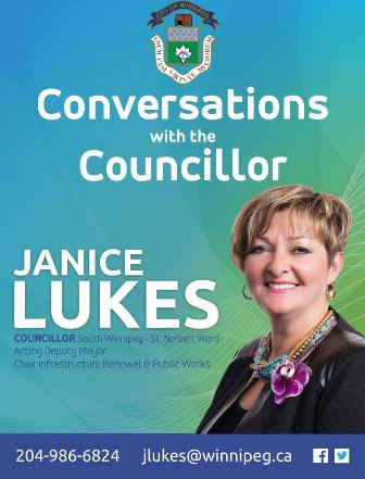 Transportation Conversations with the Chair of Infrastructure Renewal and Public Works