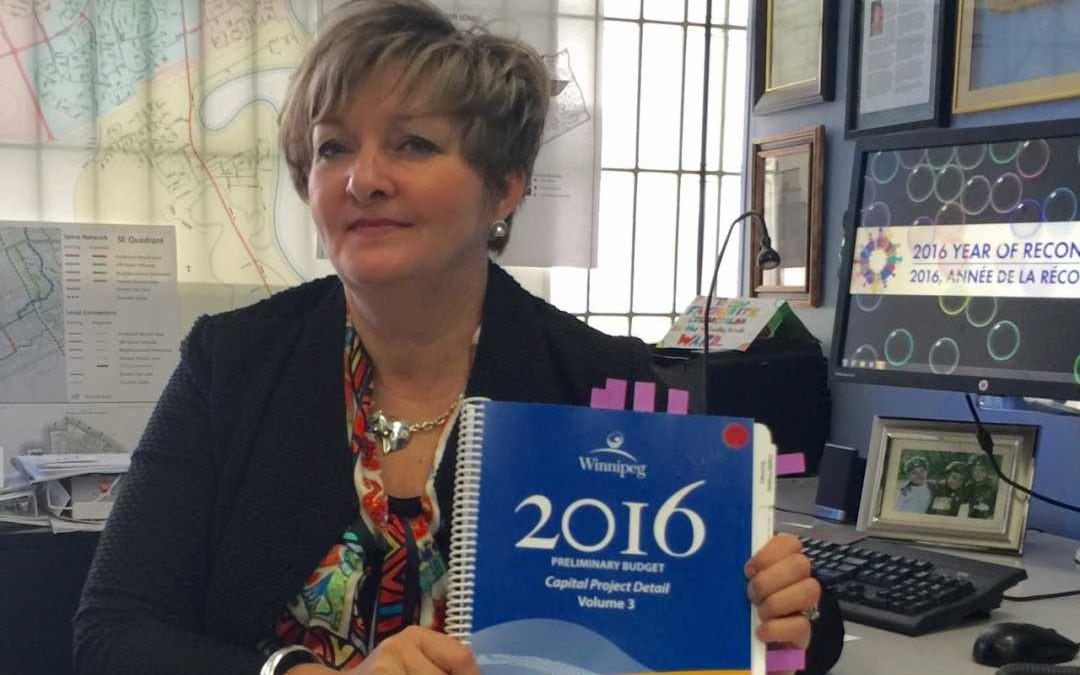 2016 Preliminary Budget – Update #4 (Revenue Sources)
