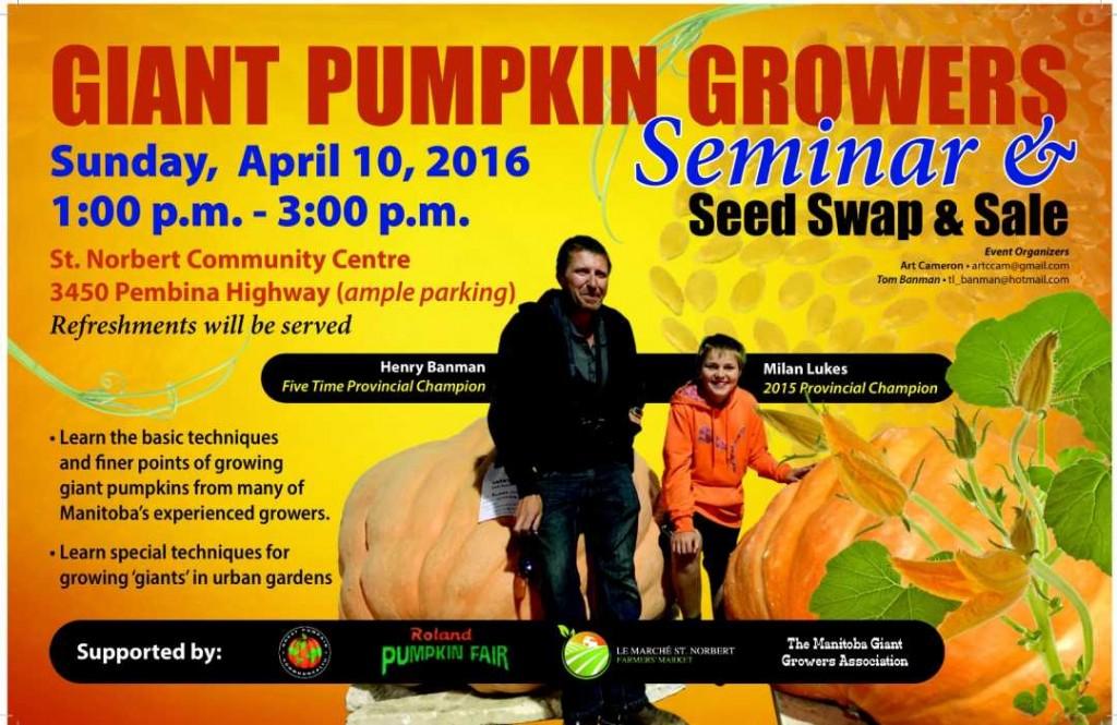 Newer Giant Pumpkin Event