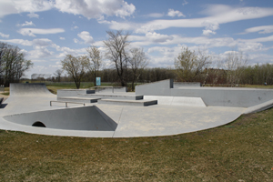 Local Skateboarder to be Honoured in Expanded Park