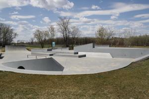 dalhousie skate board park