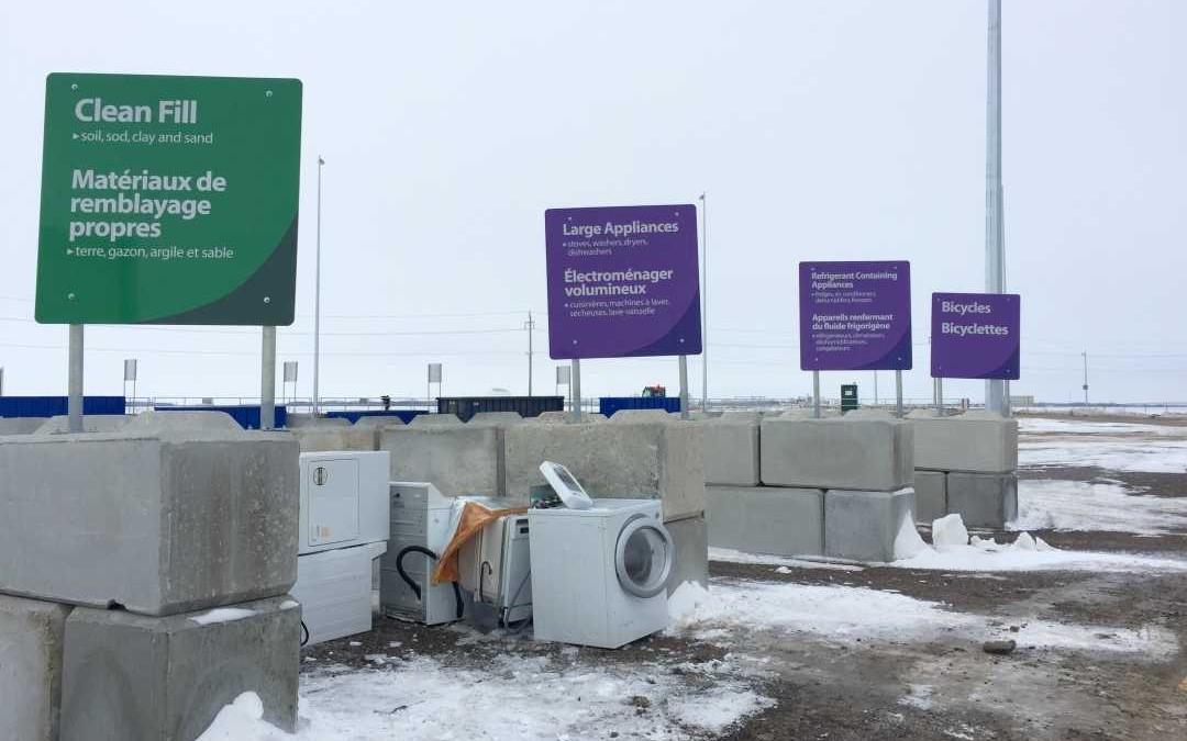 Brady 4R Winnipeg Depot is Simple and Effective