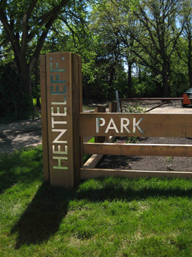 Opening of Henteleff Park Interpretive Centre