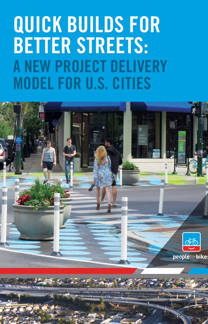 Informative Reading on Fast Tracking Downtown Cycling Grids