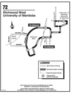 Transit southpointe route
