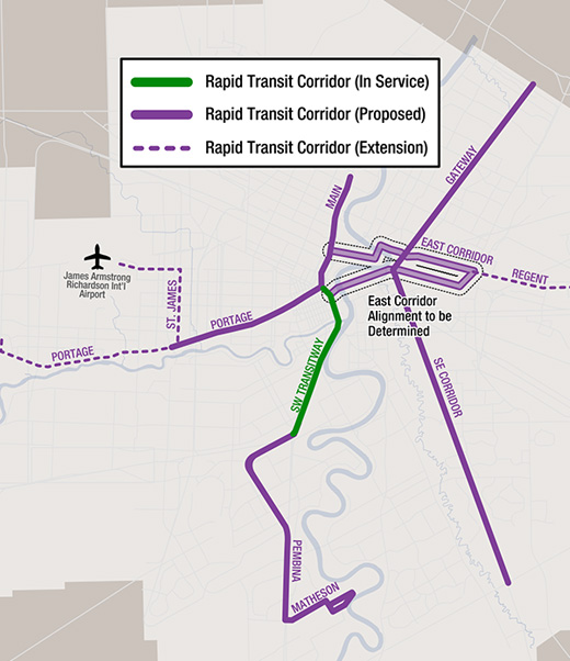 Southwest Rapid Transitway & Parker Storm Retention Basin – Dual Information Sessions