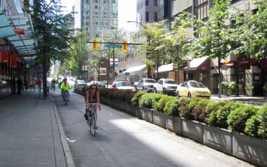 Public Works Committee NOT Studying Best Practices on Improving Downtown Cycling Safety