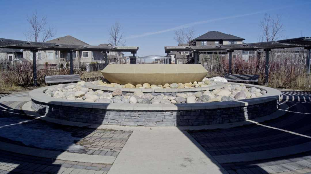 bridgwater fountain 3