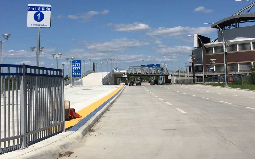 YOU ARE INVITED: Official Opening of Stadium Station & Bohémier Trail at Investors Group Field