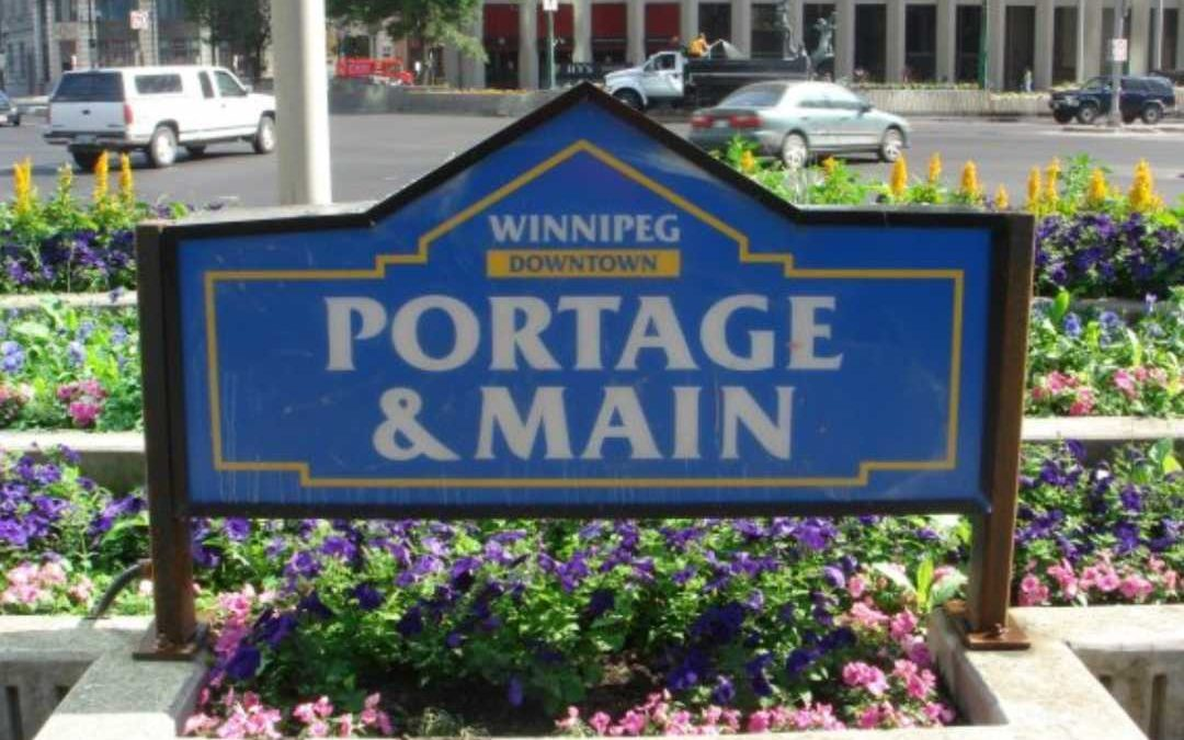 2018 Municipal Election Question – Portage Avenue and Main Street