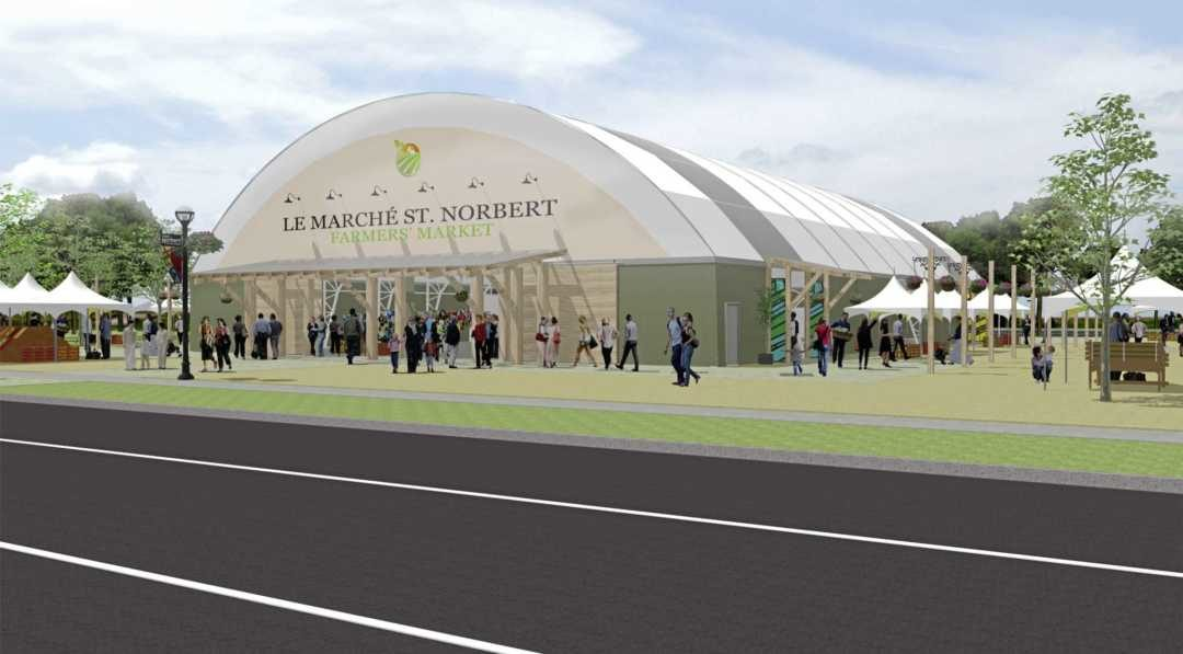 St. Norbert Farmers' Market – New Canopy Delayed