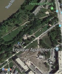 Proposed Normand Ave Area Development