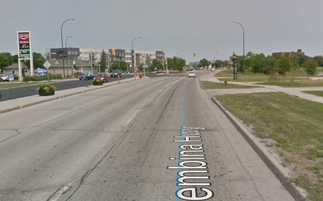 $2.8M Construction – Pembina Highway Northbound from Ducharme to Cloutier Drive