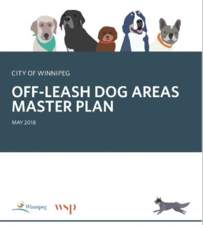 Off Leash Dog Park Master Plan & Survey