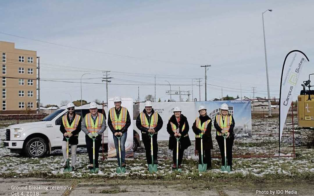 Major Residential Complex Breaks Ground In Fort Garry