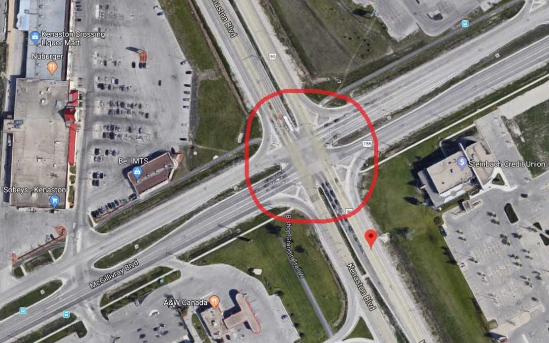 Traffic Study – High-Collision Intersection Pilot Project