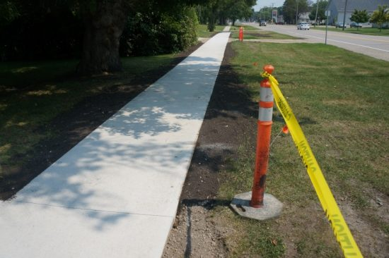 2019 Construction of Sidewalks, Bike Paths, Studies & More