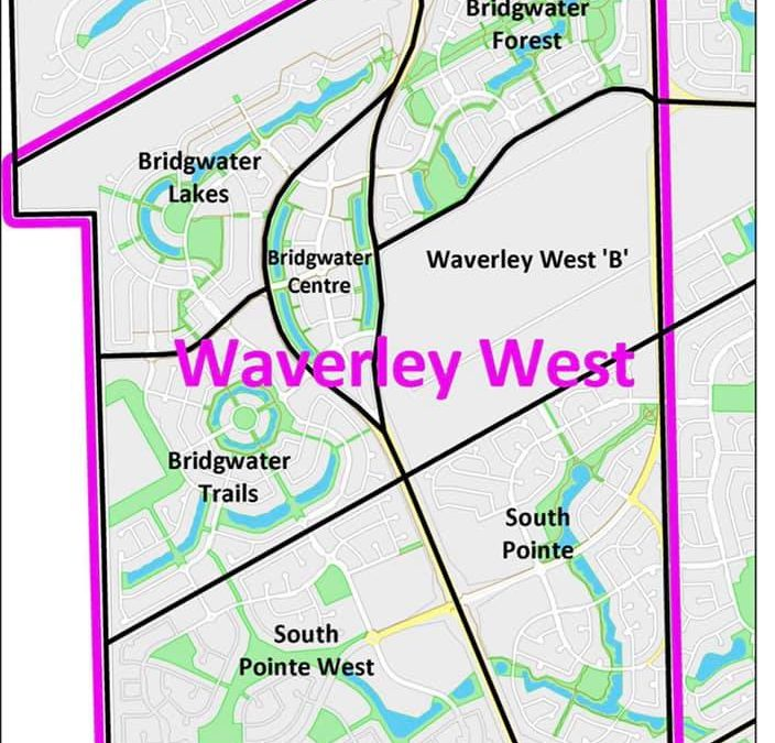 Waverley West 'B' Development – Update