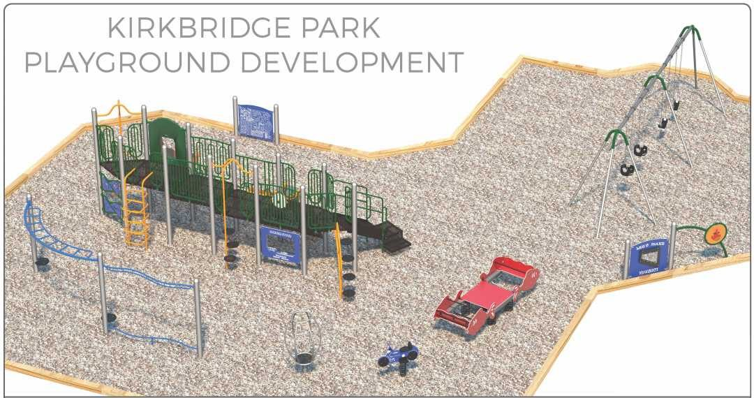 Kirkbridge Park Playstructure Upgrade
