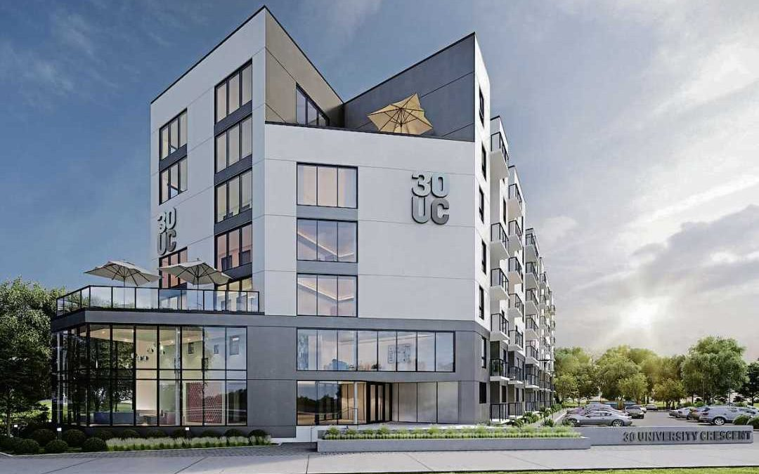 University Crescent Infill gets CMHC financing