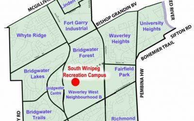 Major MILESTONE: South Winnipeg Recreation Campus