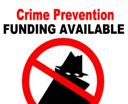 Crime Prevention Funding Available – Your Ideas