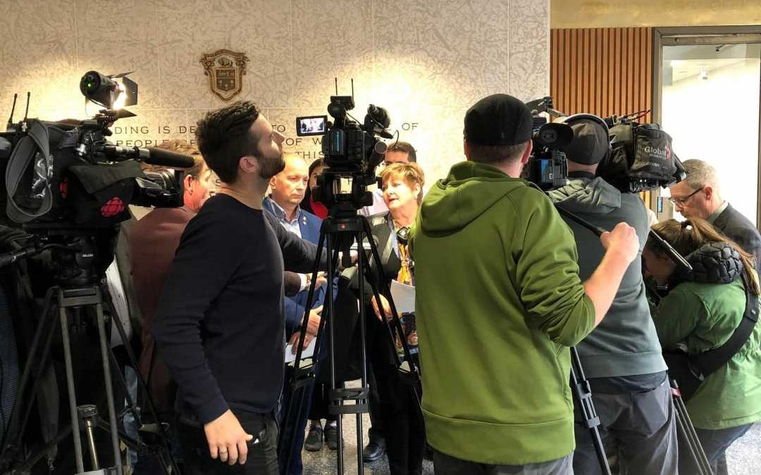 Councillor Lukes & Nason seek Council Support Opposing Quebec's Bill 21