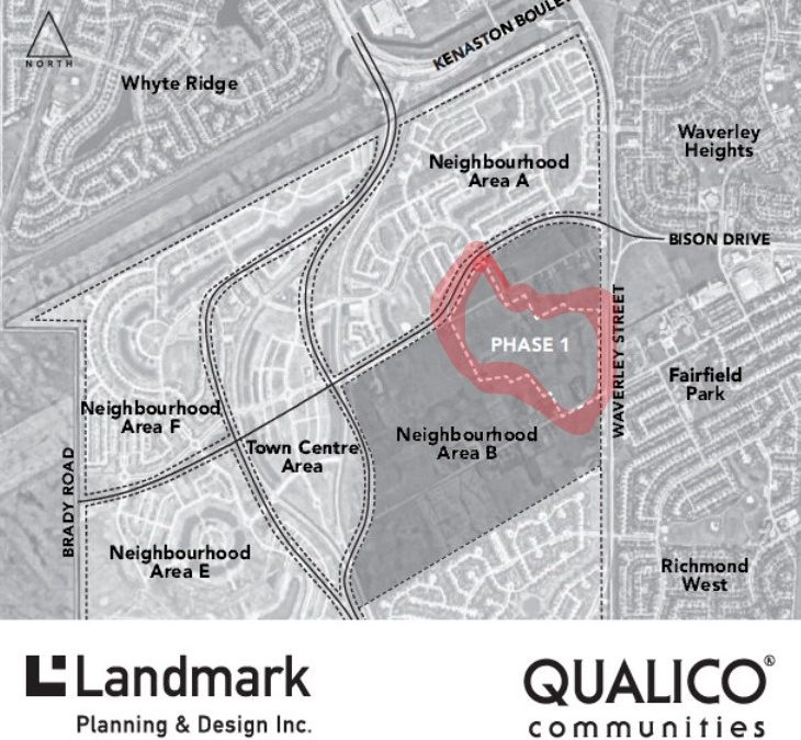 Proposed New Neighbourhood in 'Waverley West B'