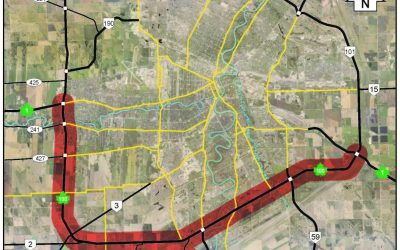 South Perimeter Highway Design – Open House