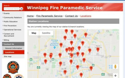 Closures-Amalgamation of Fire Halls in Report Not Being Made Public