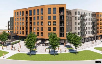 New Multi-Family Residential and Commercial Developments