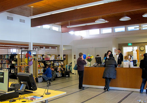 Proposed Closure of the Fort Garry Library