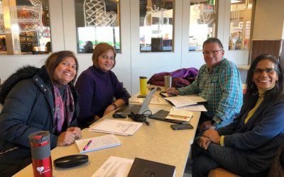 Older Adults – 'Making Connections' in South Winnipeg