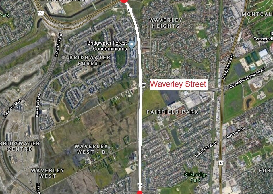 Traffic Study – Speed Limit on Waverley Street, from Bishop Grandin Boulevard to Sandusky Drive