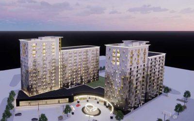 Pembina Highway Apartment Development
