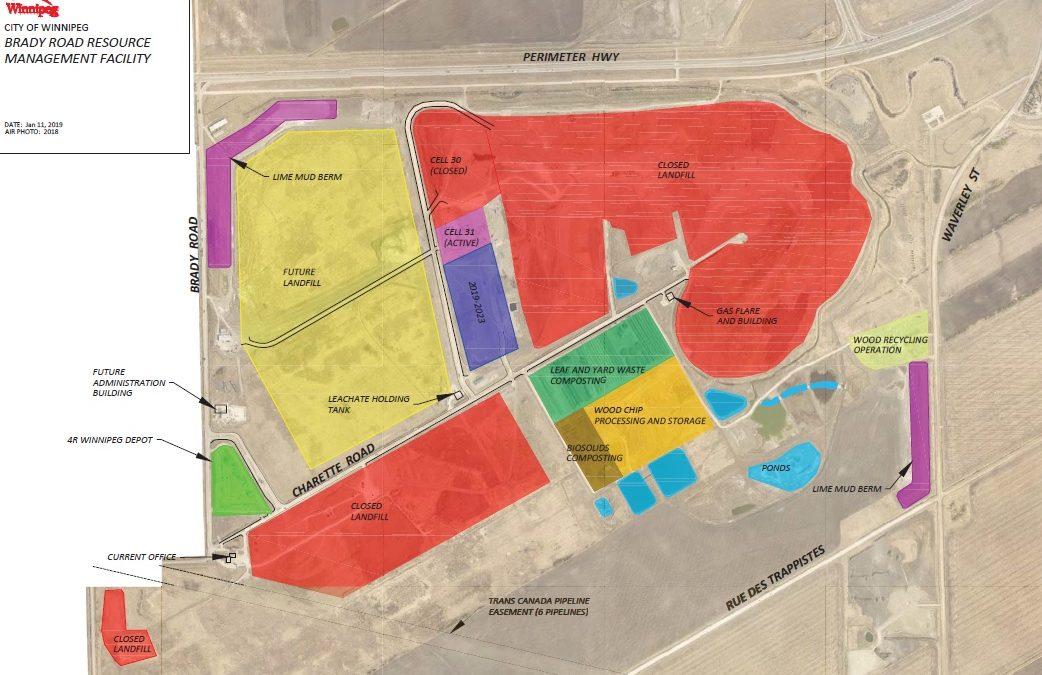 Brady Resource Management Facility – 2020 Update