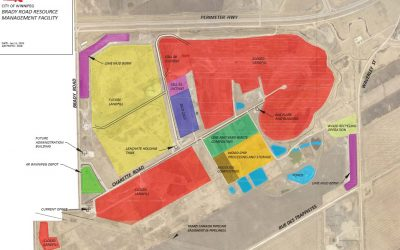 Brady Resource Management Facility – 2020 Update