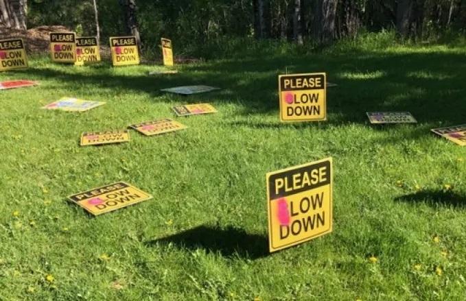 Slow Down – Speed in Waverley West