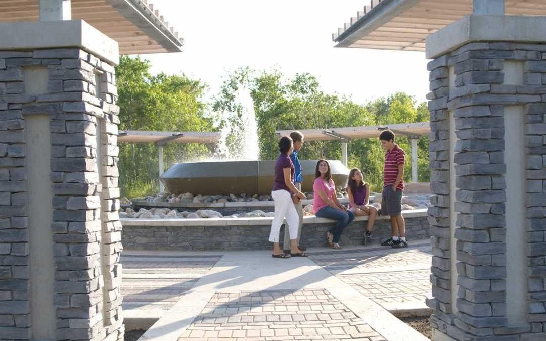2020 Update: Bridgwater Forest Fountain
